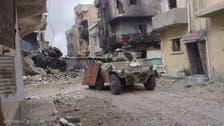 الجيش الليبي يطلق حملة على آخر معاقل الإرهابيين ببنغازي