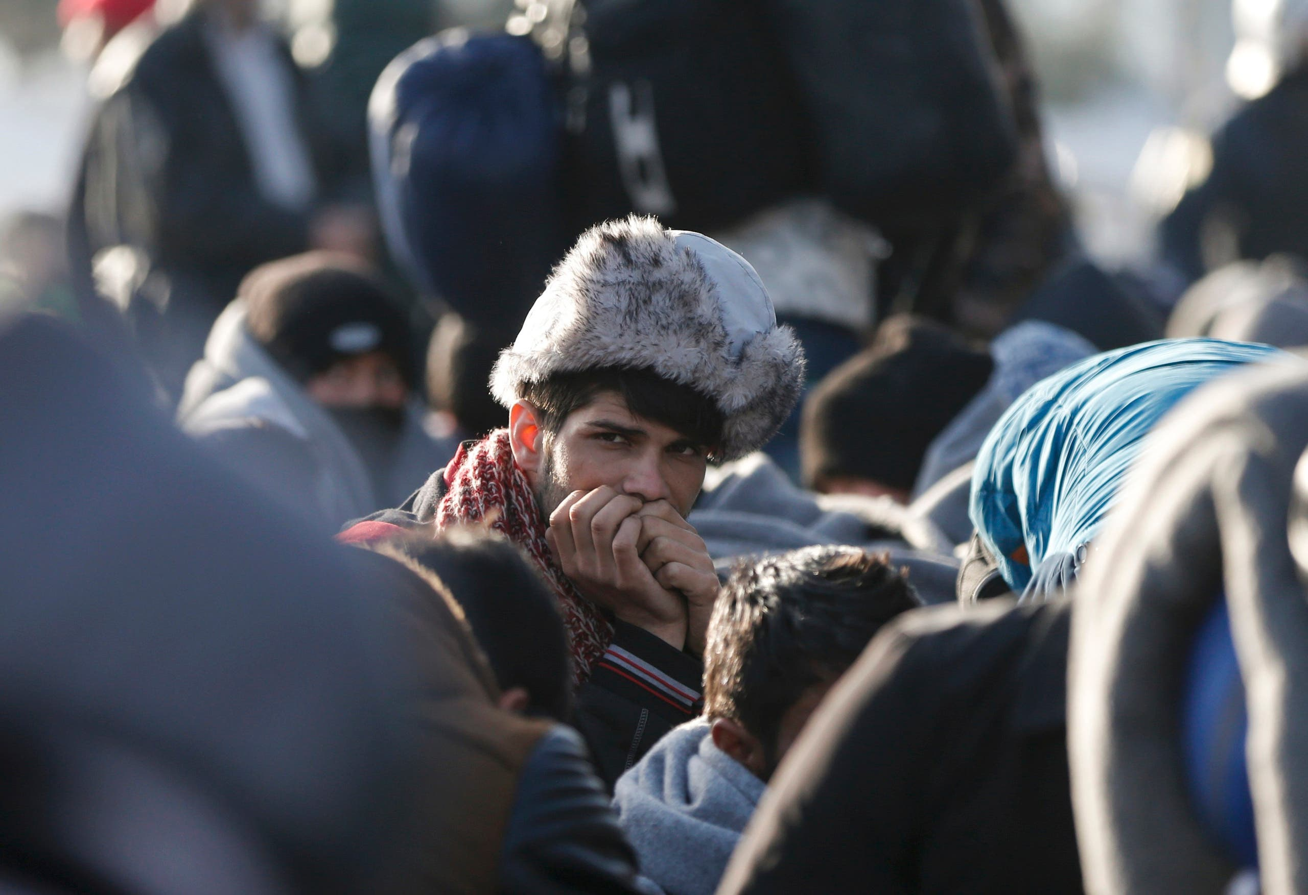 Migrant flows to Europe top 110,000