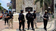 Would-be bomber's explosives fail in Indonesia church