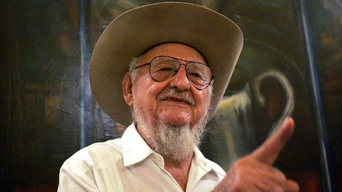 File picture shows Cuban leader Fidel Castro's brother Ramon speaking to Reuters in Havana. (Reuters)