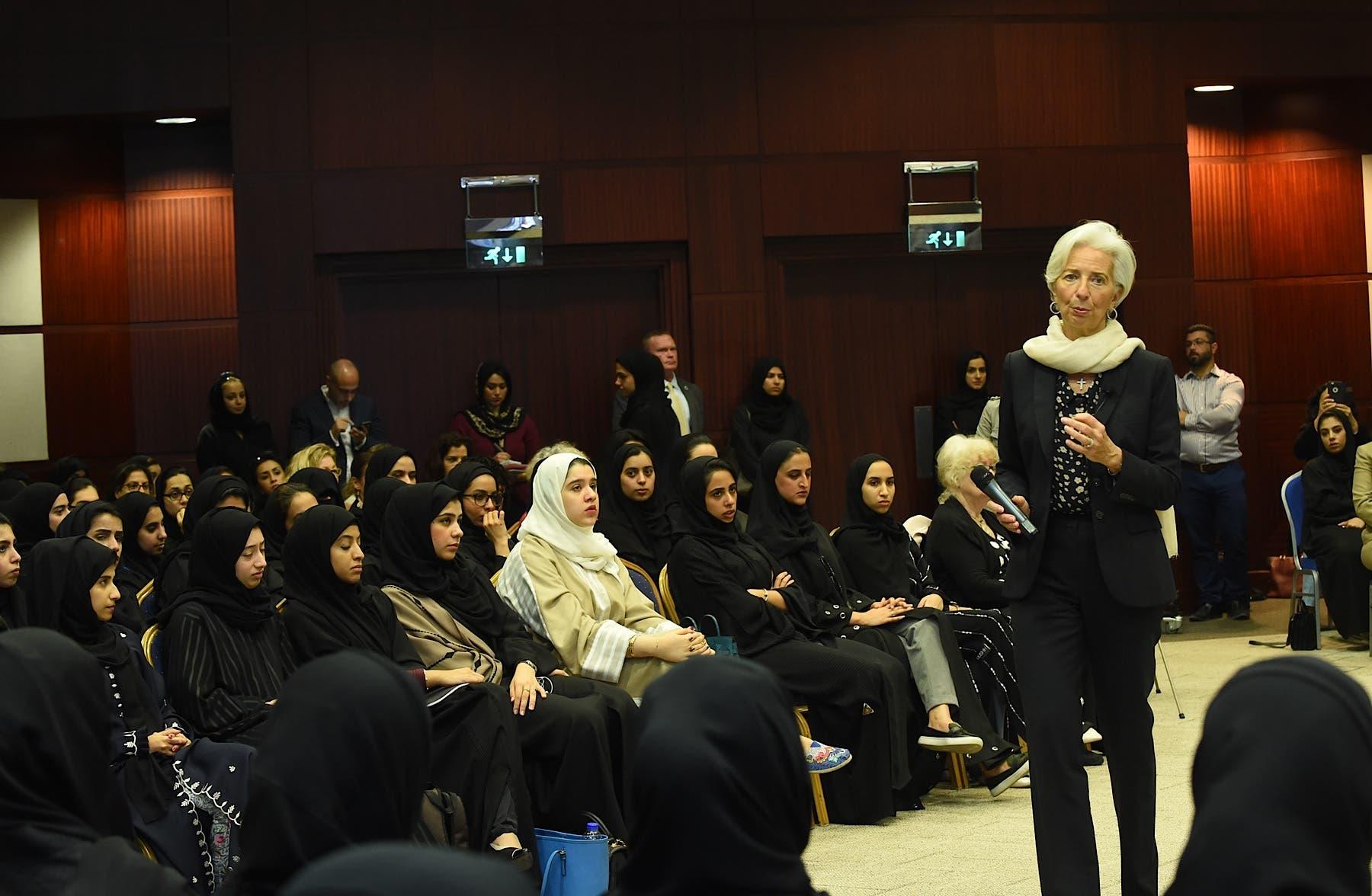 (Photo courtesy: Sheikh Zayed University)
