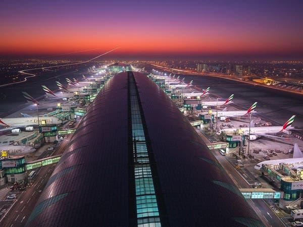 مطار دبي يحتل المرتبة الثالثة عالمياً في عدد المسافرين