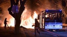 Turkish authorities confirm Ankara bomber's identity