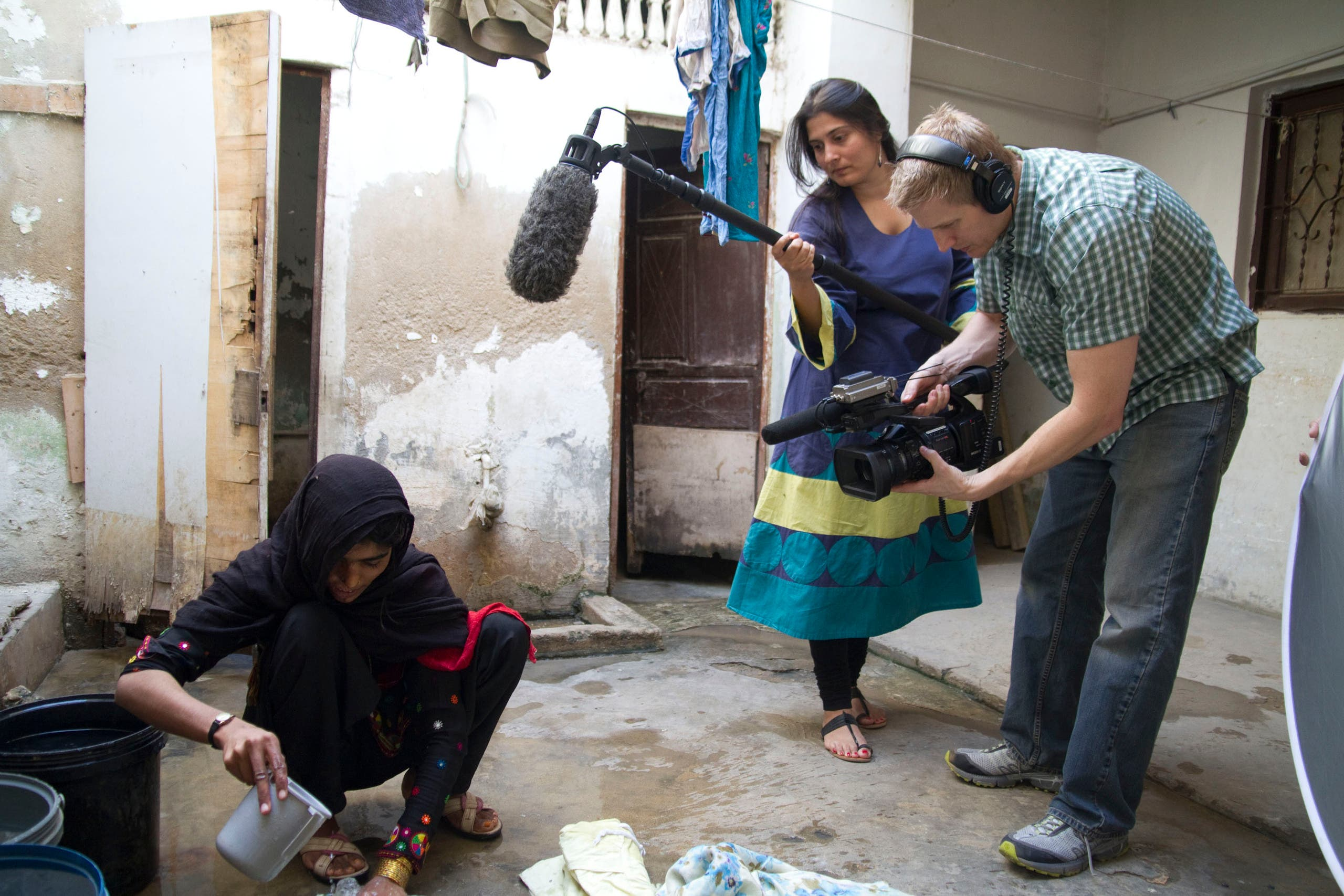 More than 1,000 women are killed in the name of 'honor' in Pakistan every year. (Photo courtesy: Sharmeen Obaid Films)