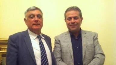 أزمة في برلمان مصر بعد عشاء جمع عكاشة بسفير إسرائيل