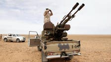 French 'not fighting' in Libya, says commander