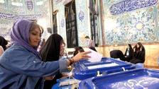 ایران میں پارلیمانی انتخابات کے لیے پولنگ