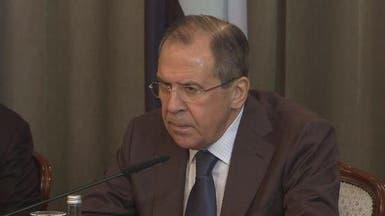 لافروف: روسيا وأميركا تسعيان للحفاظ على سوريا موحدة