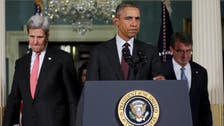 Obama: U.S. will prevail in fight against ISIS