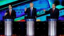 Cruz, Rubio team up against Trump in key debate
