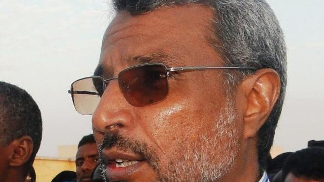 زعيم المعارضة موريتانيا