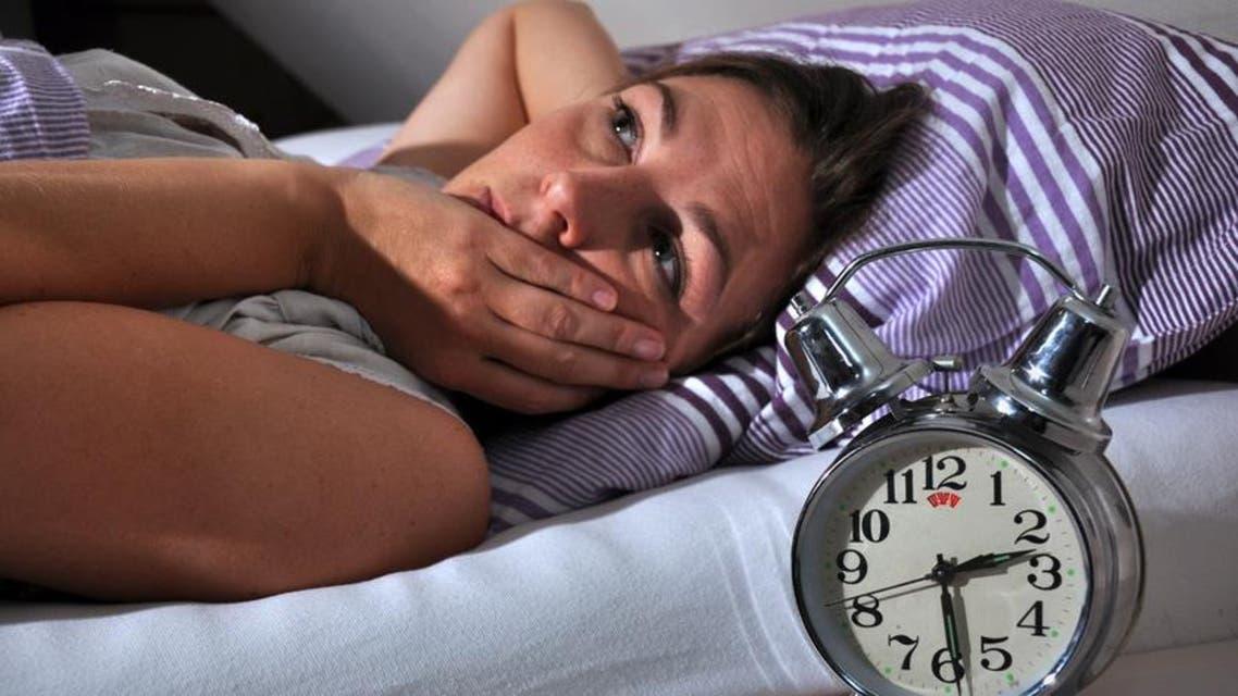 الحرمان من النوم- الأرق