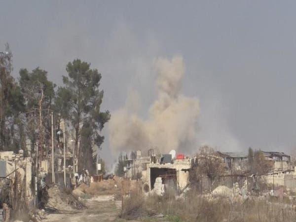 مجموعة دعم سوريا: من ينتهك الهدنة سيستثنى من الحماية