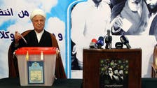 Rafsanjani leads Iran assembly vote