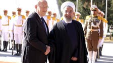Swiss agree road map with Iran for boosting ties