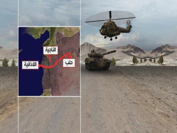 سوريا.. التحالف يقصف داعش ومعارك ضارية مع الأكراد