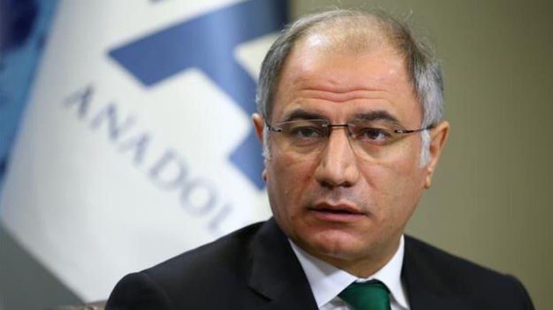 وزير الداخلية التركي إيفكان ألا