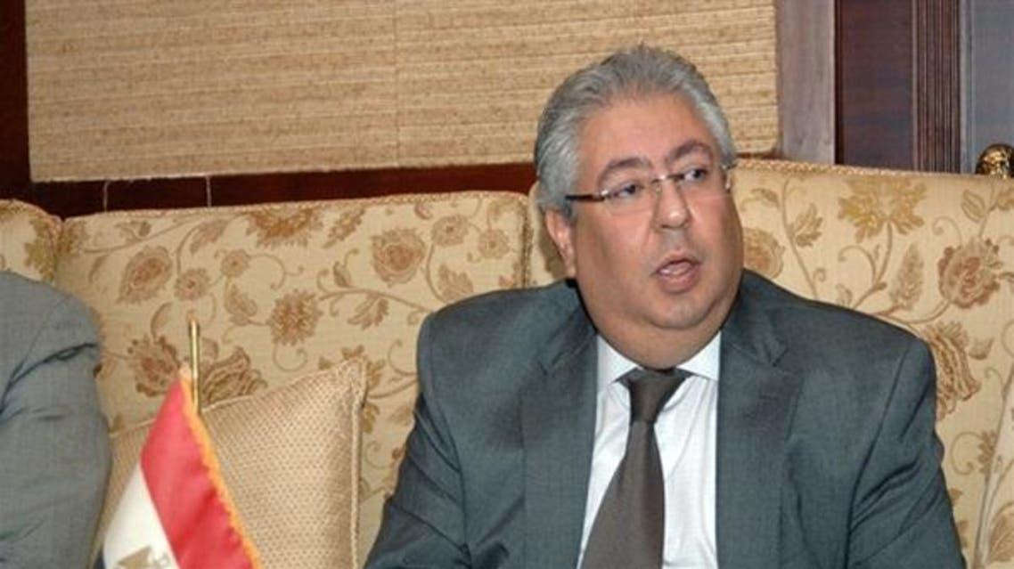 السفير المصري بالخرطوم أسامة شلتوت