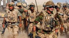 لأول مرة.. عملية إنزال لقوات بريطانية بالطبقة السورية
