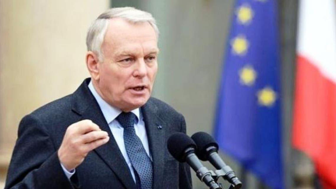 وزير الخارجية الفرنسي الجديد جان مارك ايرو