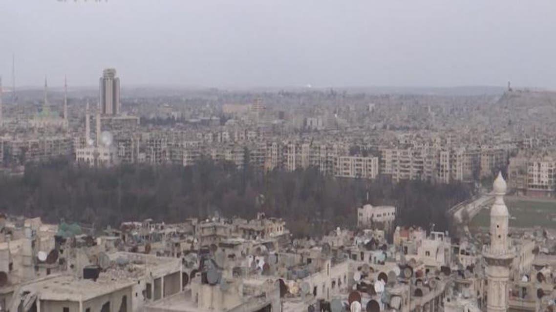 THUMBNAIL_ هدوء في #حلب رغم استفزازات النظام