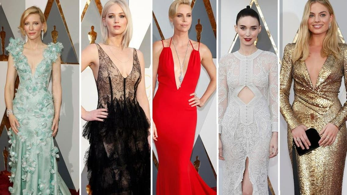 Yes, some took risks, but was it worth it? Here's a roundup of the best – and worst – looks of the 2016 Oscars. (Reuters)