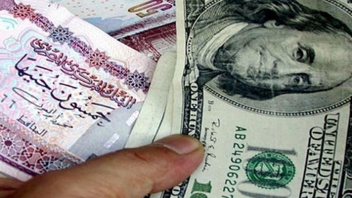 الدولار -الجنيه - مصر