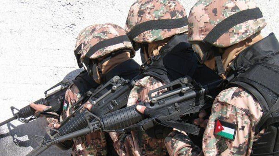 قوات خاصة اردنية الاردن الجيش الاردني قوات مكافحة الارهاب