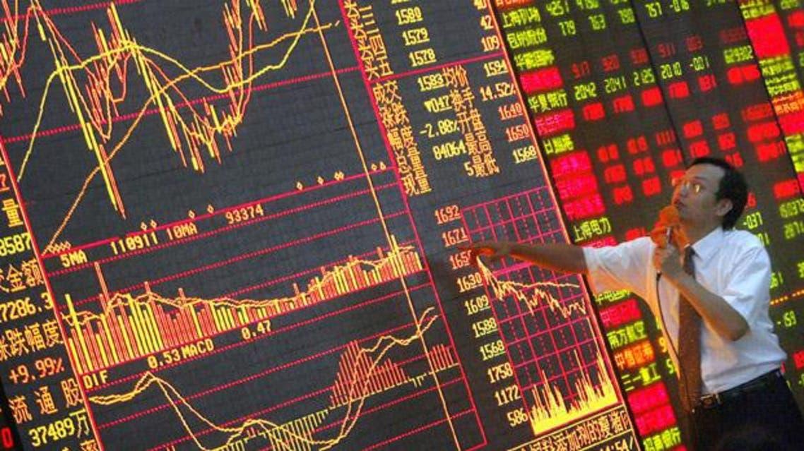 الصين - بورصة-أسواق