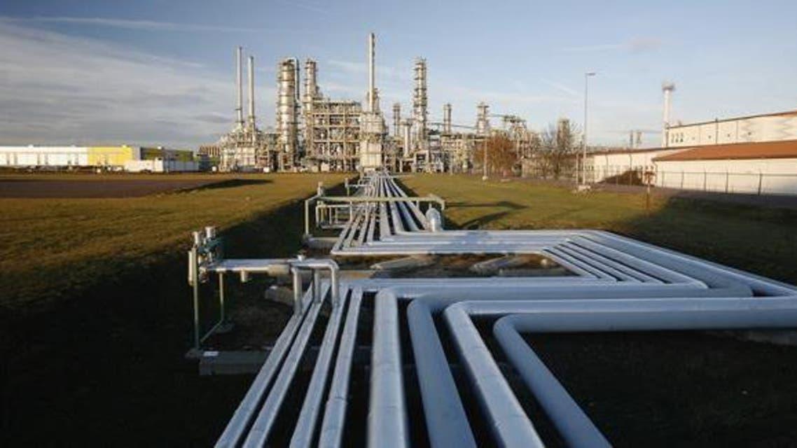 منشات نفطية في روسيا