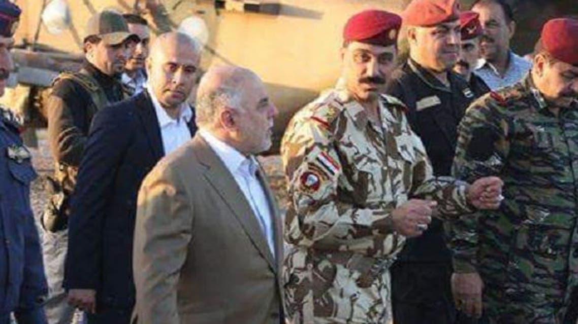 العبادي: العراق تحوّل من مرحلة الدفاع إلى الهجوم