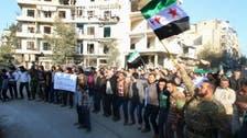الهدنة تعيد التظاهرات المطالبة بإسقاط نظام الأسد