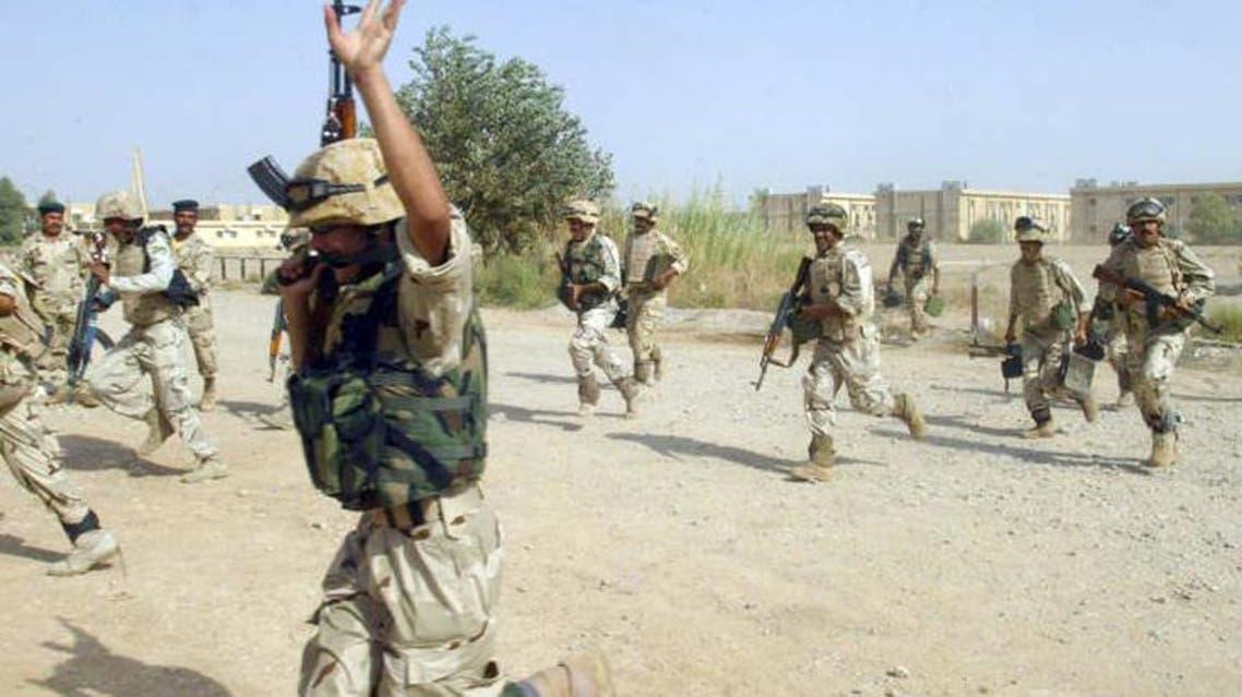 قوات عراقية تهاجم داعش