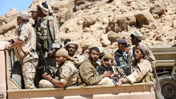 قوات من الجيش الوطني