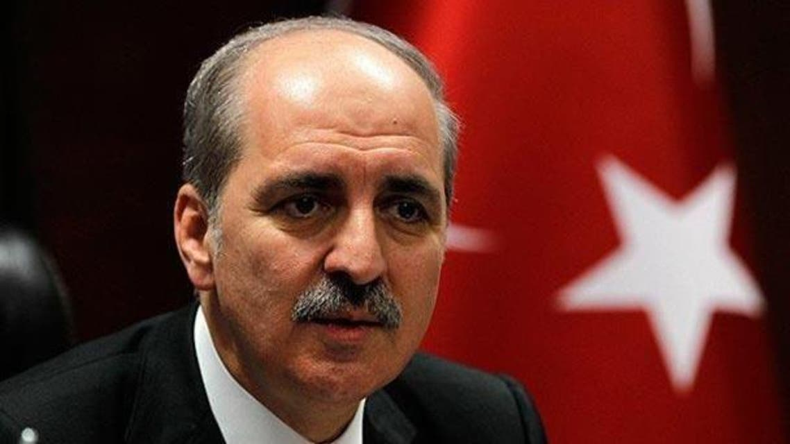 نائب رئيس الوزراء التركي نعمان قورتولموش