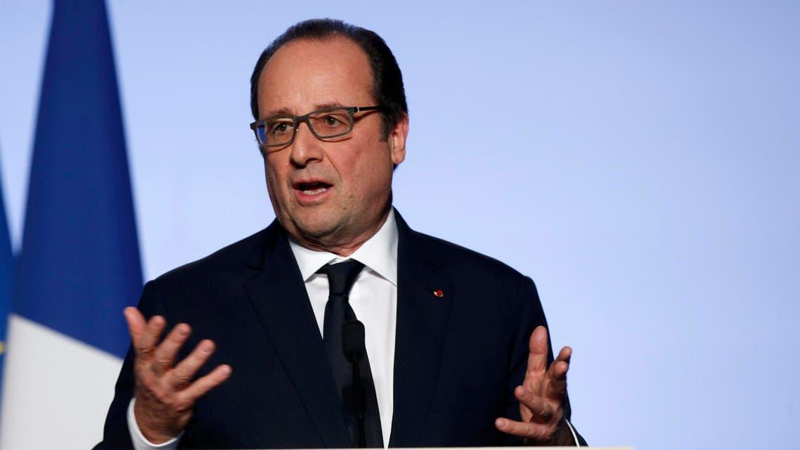 Francois Hollande reuters