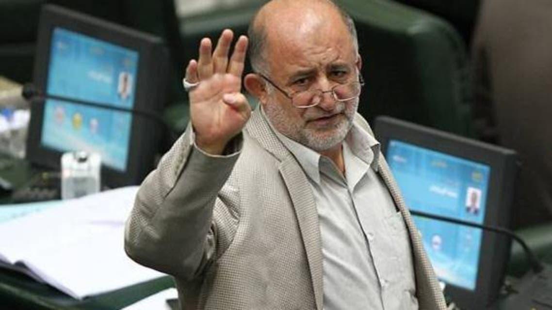 النائب عن دائرة أرومية بالبرلمان الإيراني، نادر قاضي بور - أرشيفية