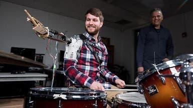 ذراع روبوتية جديدة تمد يد العون للفرق الموسيقية