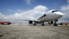 Airbus touts 400-seat 'A350-8000' jetliner