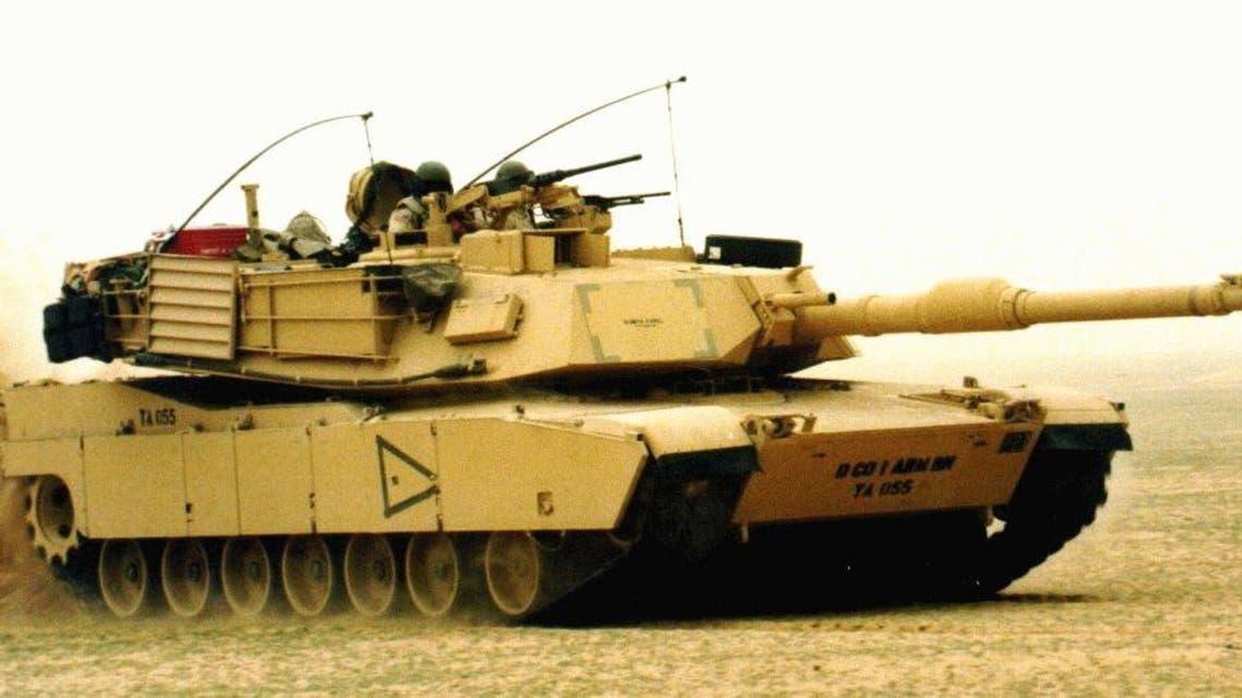 دبابة أميركية