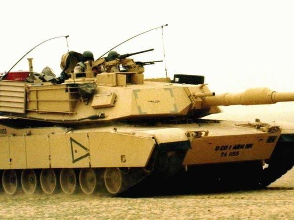 دبابات أميركية تشارك بتحرير مناطق هيت وكبيسة في الأنبار