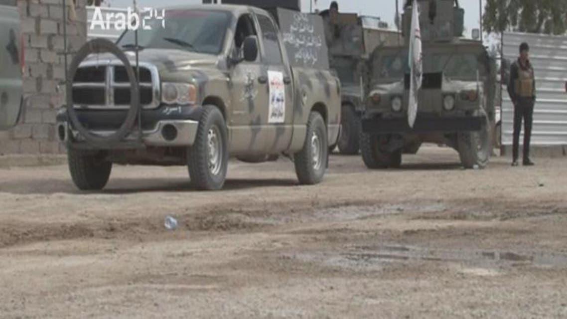 THUMBNAIL_ العراق.. استعادة جزيرة تربط بين الأنبار وسامراء