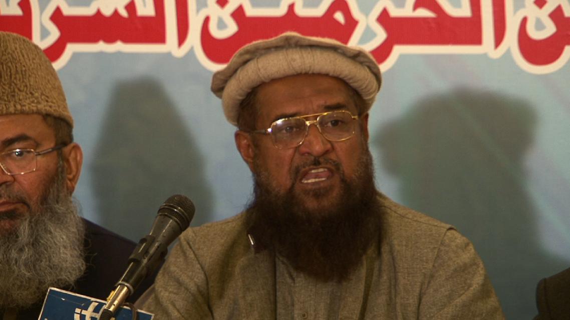فضل الرحمن خليل - باكستان - زعيم أنصار الأمة