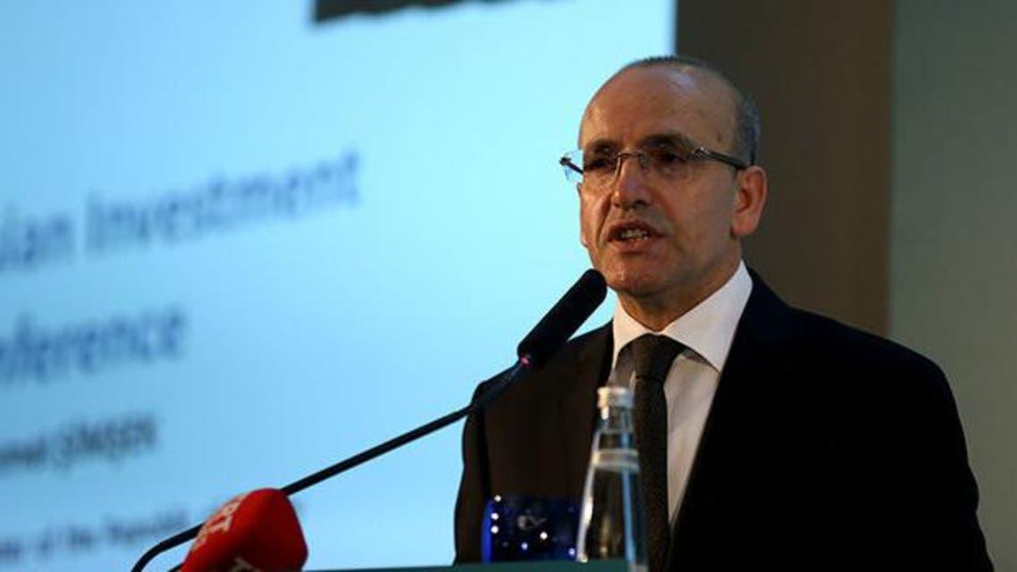 نائب رئيس الوزراء التركي محمد شمشك