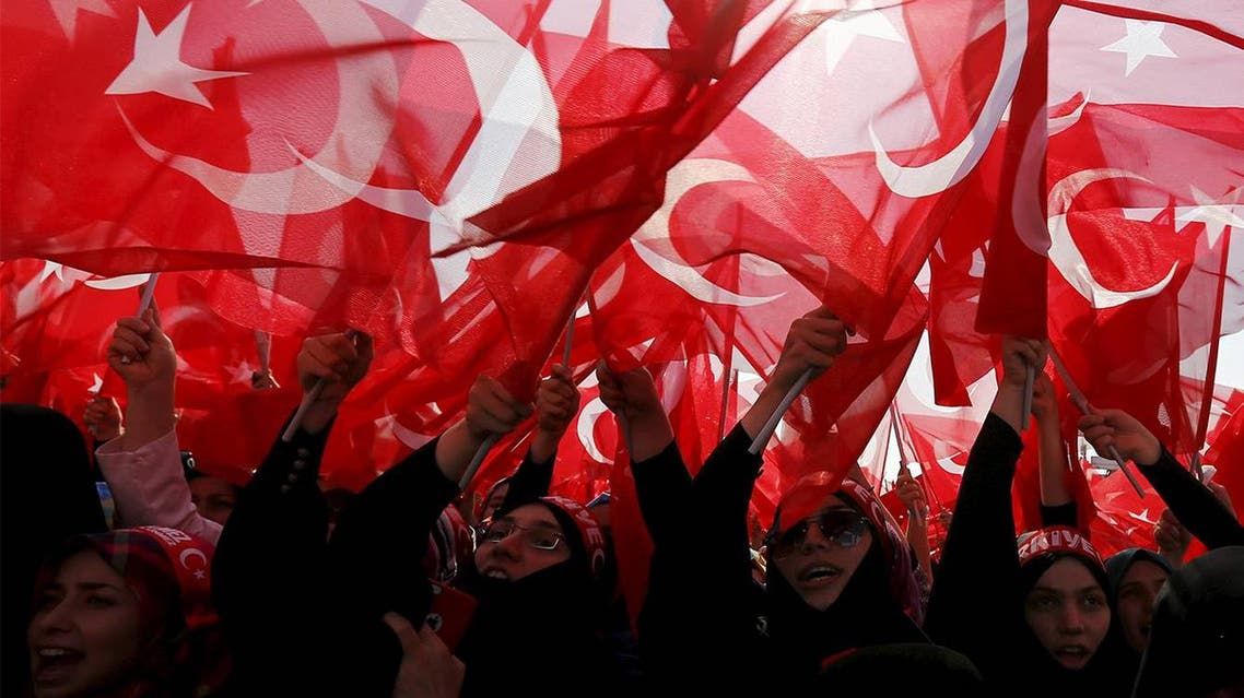 Recep Tayyip Erdogan's ambition for stronger presidential powers rests on the AKP controlling parliament. (File photo: Reuters)