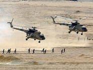 تحييد 12 إرهابيا في جبال قرة جوخ في العراق