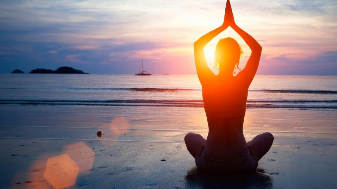 Yoga in the evening or directly before bed can help relax the body and mind. (Shutterstock)