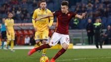 El Shaarawy on target again as Roma beats Fiorentina 4-1