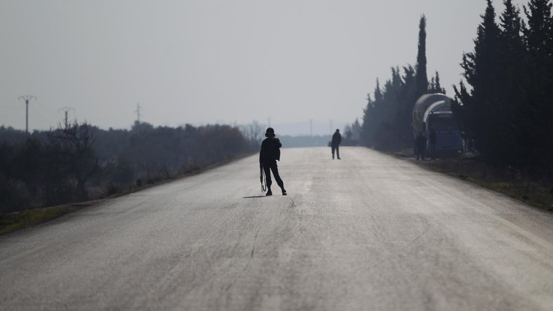 The crossing is a 240 km drive from Palmyra, also known as Tadmur, which has been under ISIS control since the middle of last year. (File photo: Reuters(