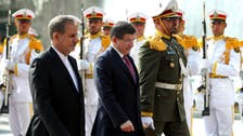 Turkish PM in Iran talks ending regional strife